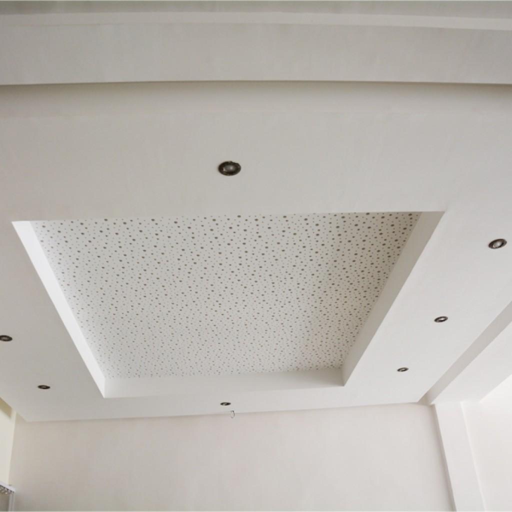 Ce qu'il faut savoir sur le faux plafond
