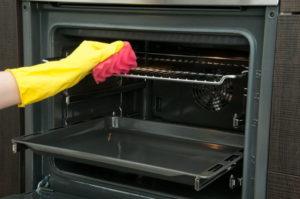 modes de nettoyage d'un four électrique