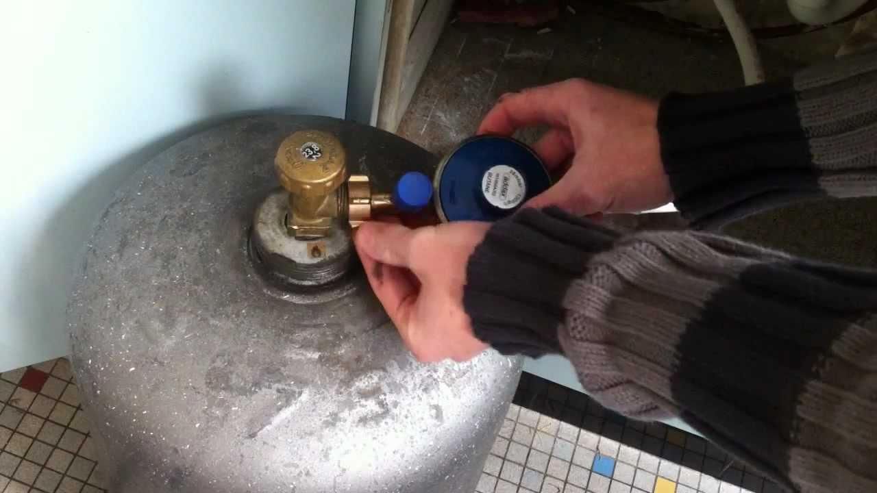 Comment changer un Flexible gaz ?