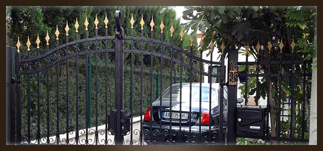 Les ferronniers à Paris (75) – Portails, clôtures, fer forgé, grilles, grillages