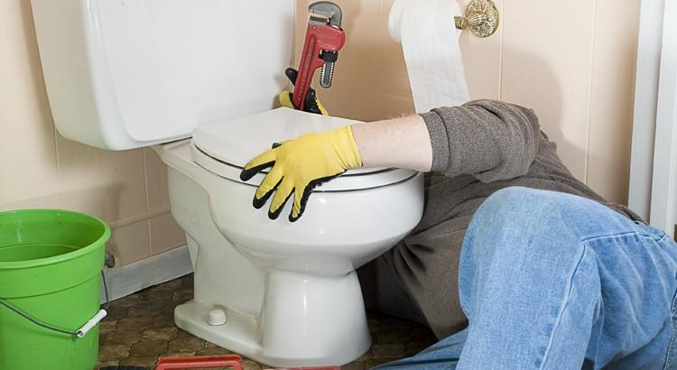 Comment changer un joint de pipe wc?