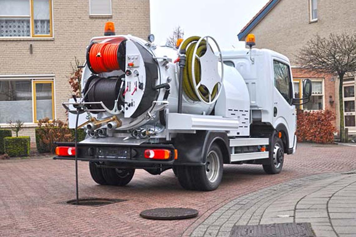 Qu'est-ce qu'un camion hydrocureur ?