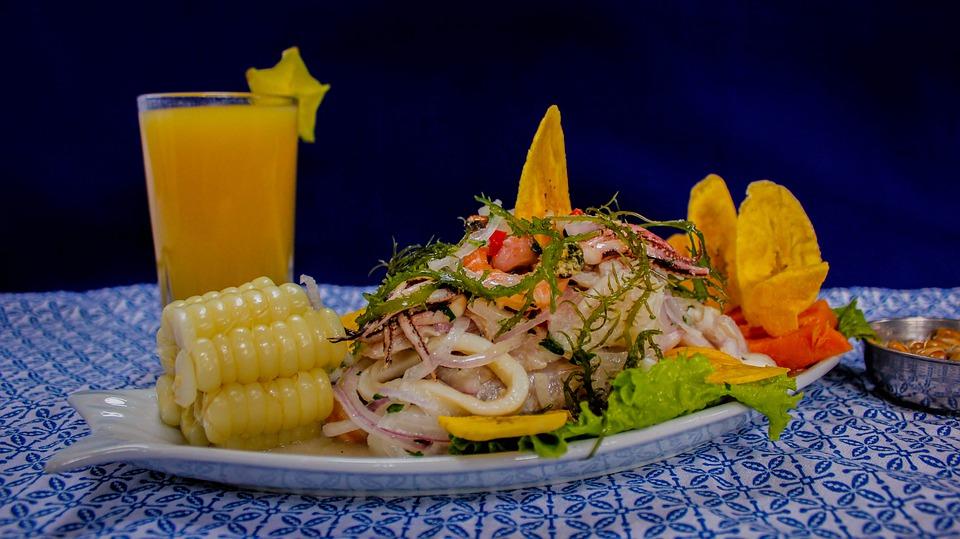 Vivre un séjour gastronomique à travers le Pérou