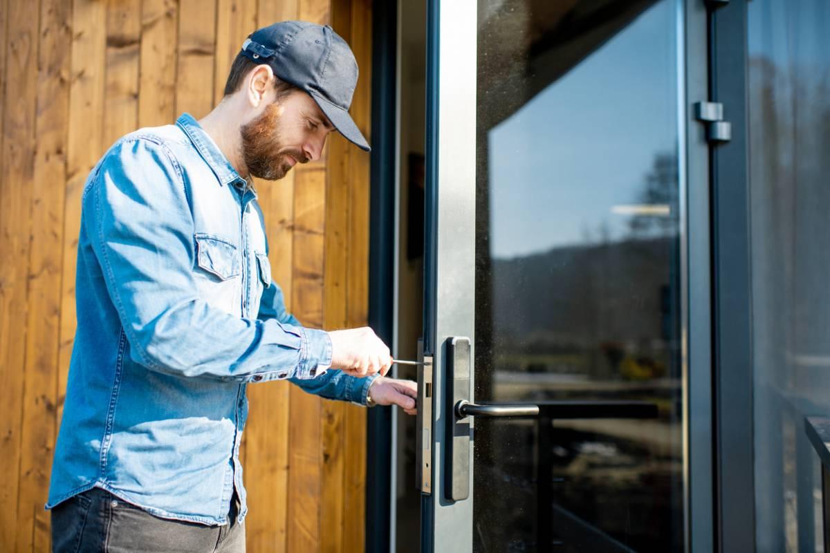 Changement des serrures : indispensable après l'achat d'une maison
