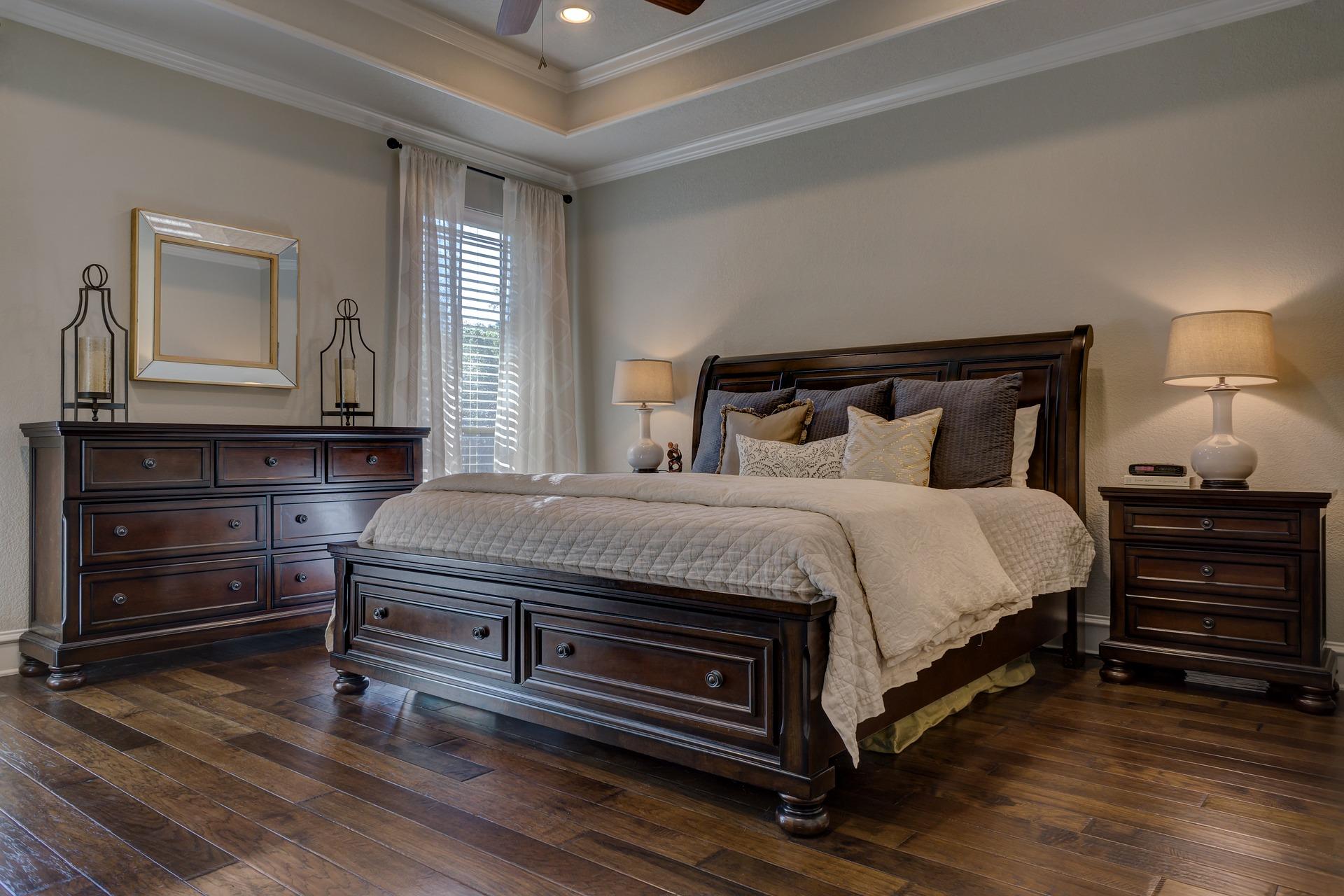 Choisir l'ambiance de sa chambre à coucher, des couleurs aux meubles