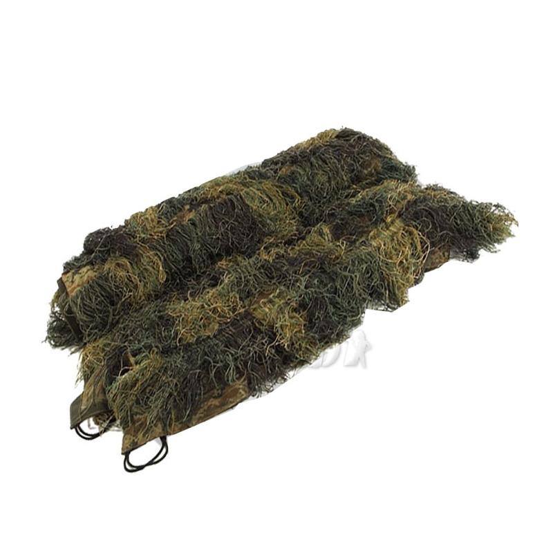 Décorer votre terrasse avec un filet de camouflage au mètre