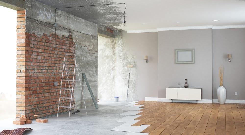 Les étapes d'un chantier de rénovation