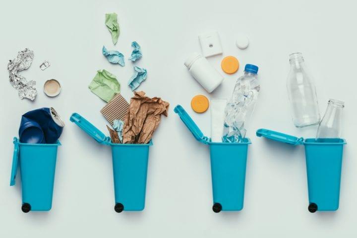 Un recyclage du plastique