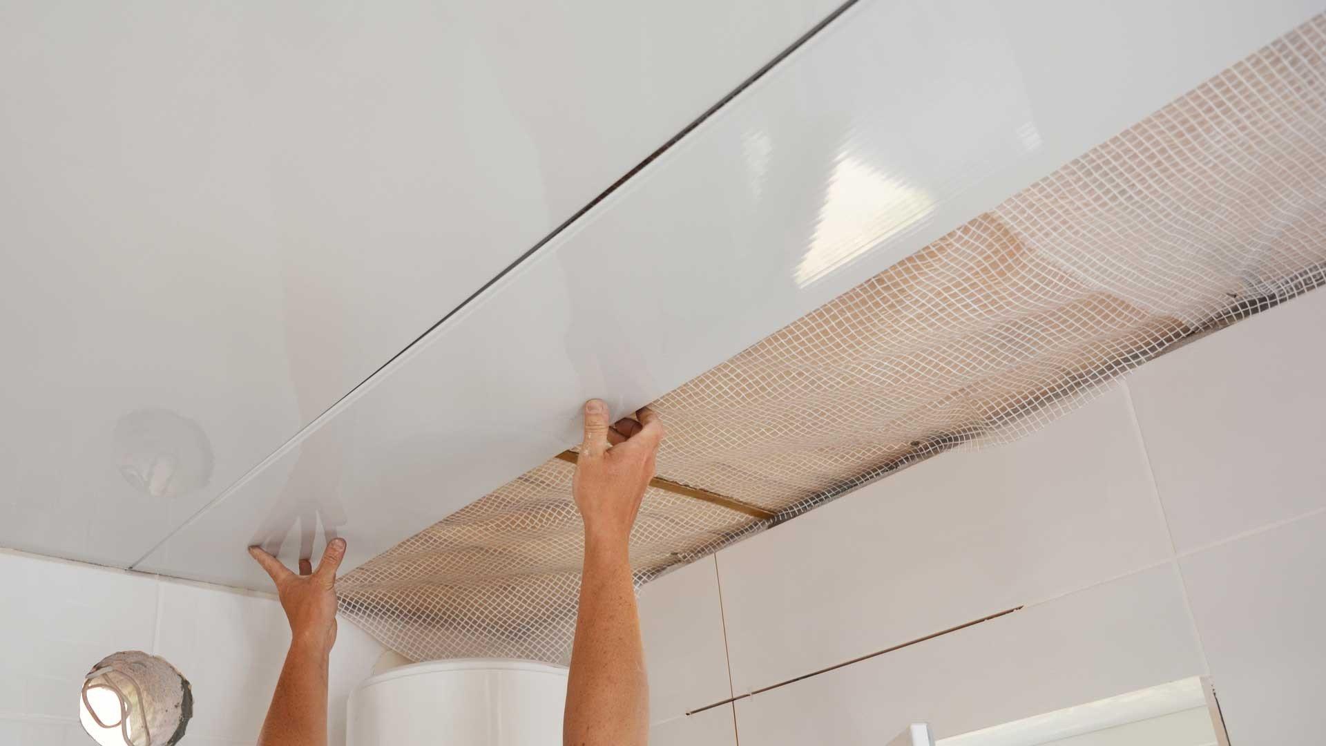 Les différentes raisons de poser un faux plafond