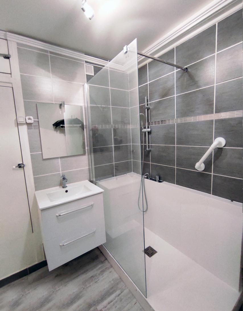 Changer sa baignoire en douche