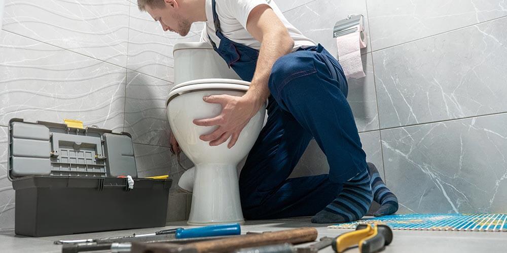 Quand est-il temps de remplacer vos toilettes ?
