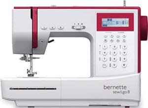 machine Bernette Sew&GO8